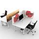 Divisorio in forex da scrivania personalizzato
